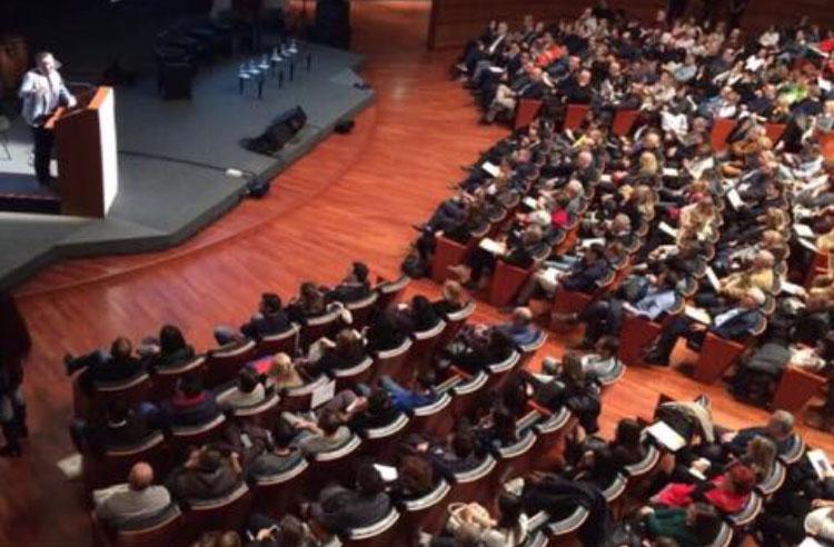 Congresso regionale 4 novembre 2017