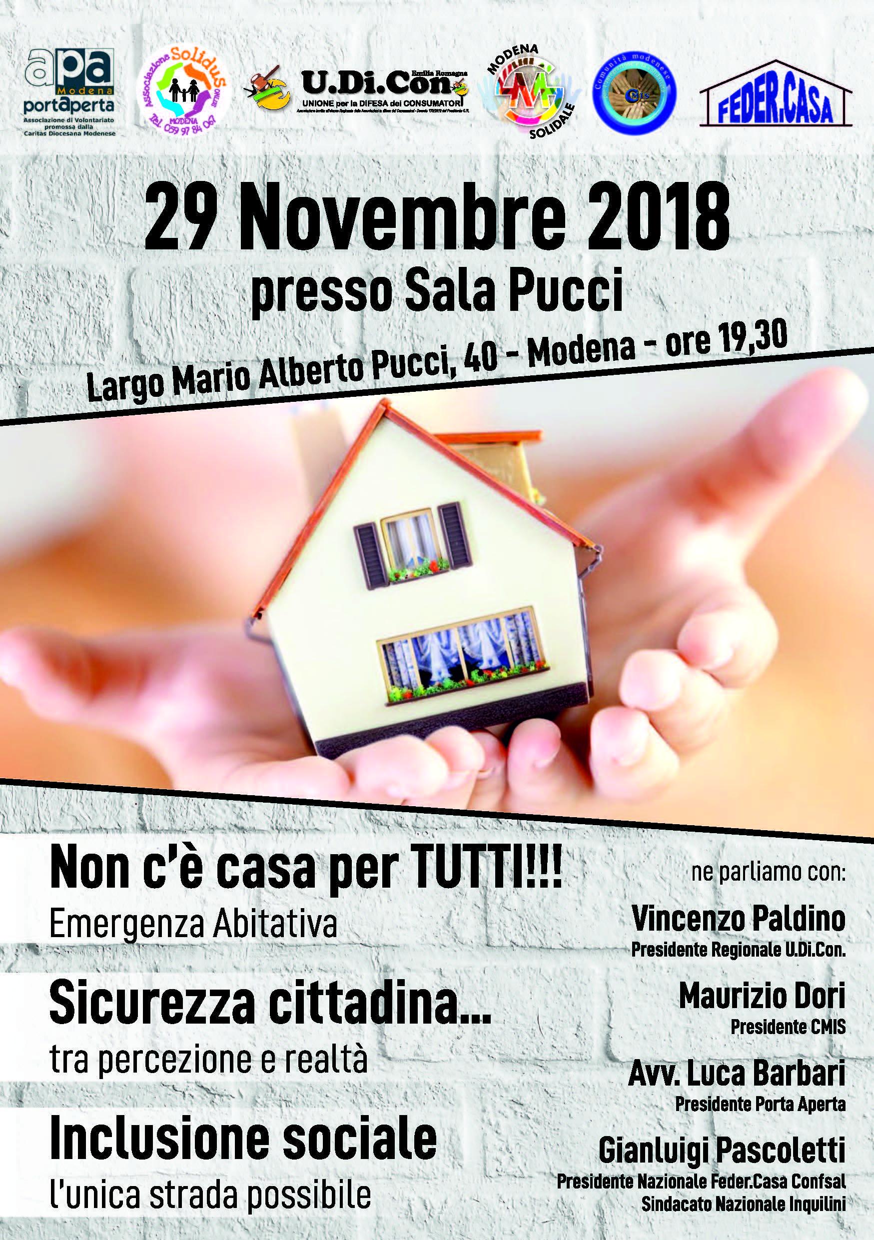 U.Di.Con. Emilia Romagna per il sociale