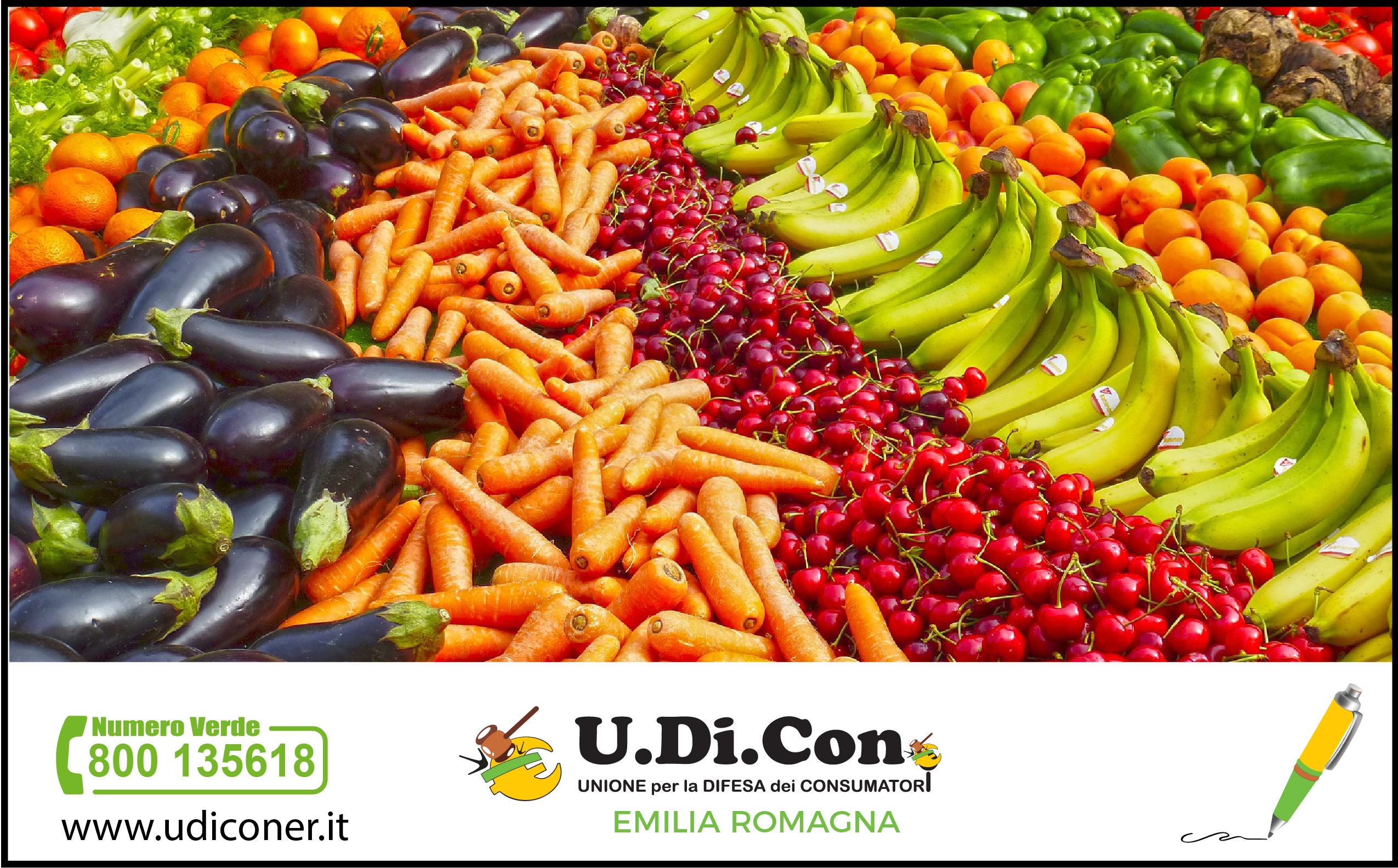 Allarme microplastiche nella frutta e nella verdura
