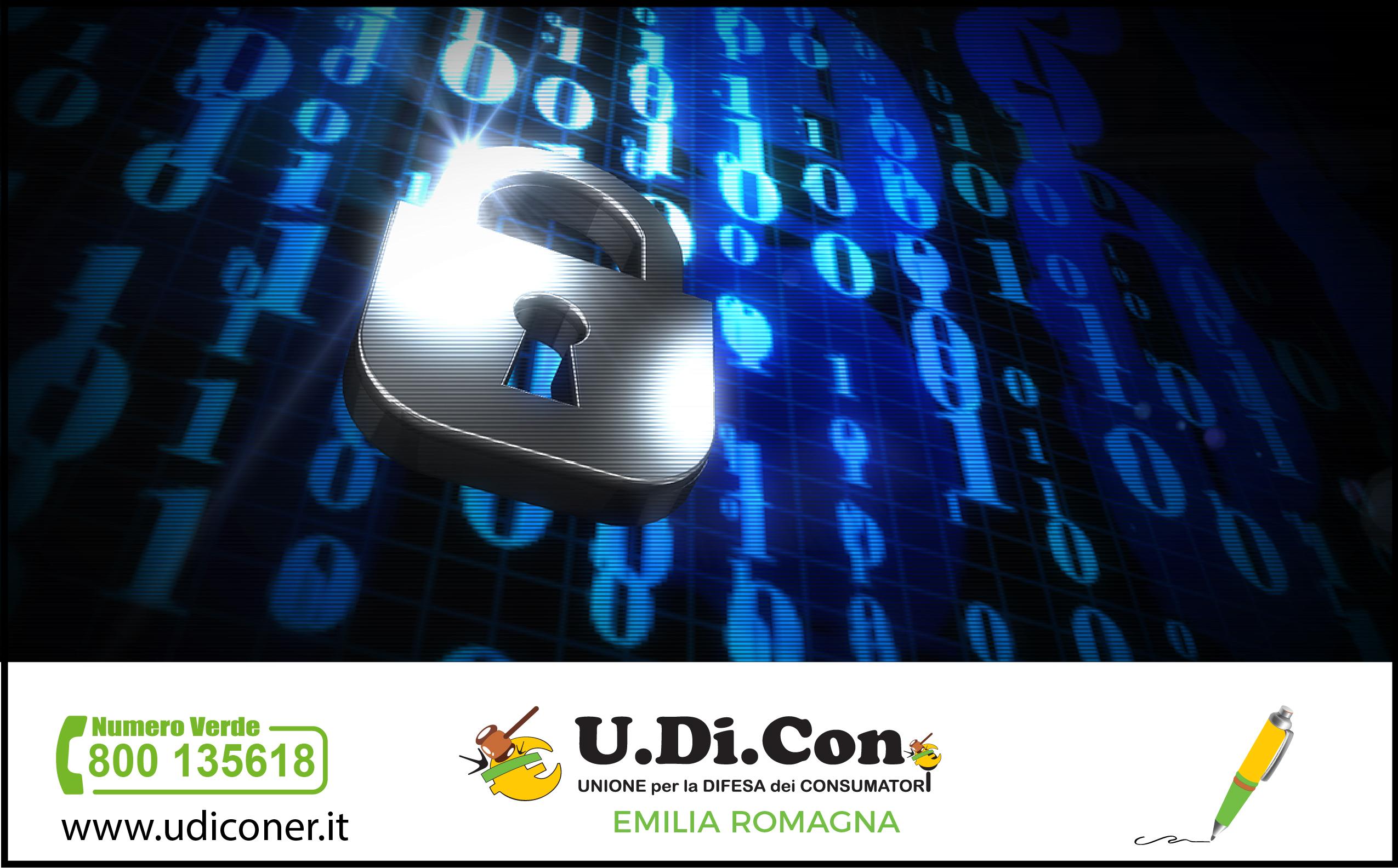 Informazioni per il consumatore: la disciplina della protezione dei dati personali