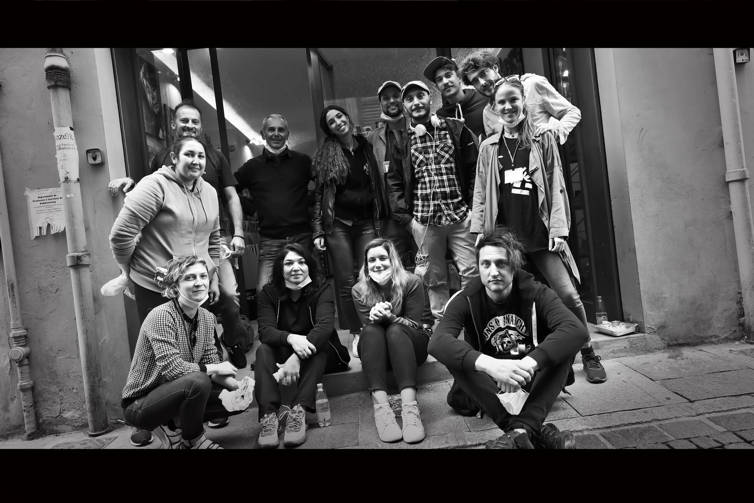 Fine delle riprese per il cortometraggio U.Di.Con. sul post-lockdown girato a Modena.  Il progetto è stato realizzato in quattro giorni e verrà presentato a dicembre nei cinema