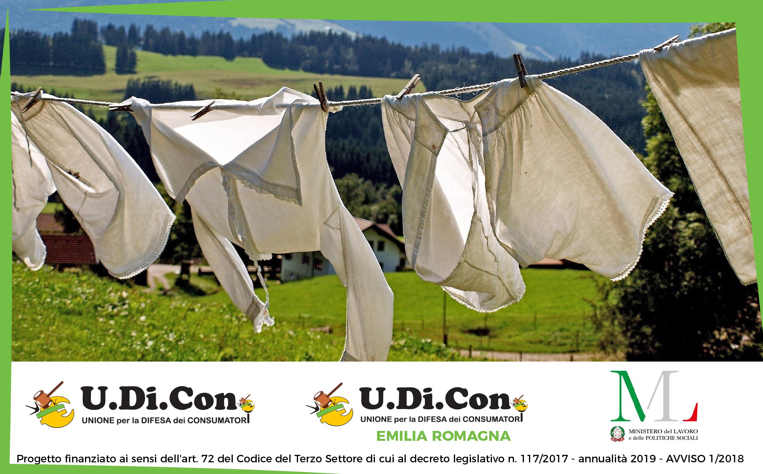 Avere cura dei tuoi vestiti vuol dire avere cura dell'ambiente