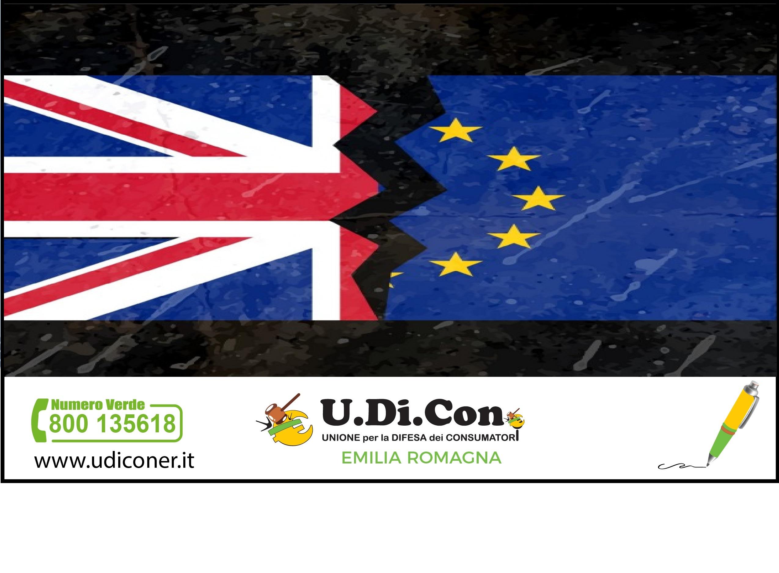 Acquisti on-line dal Regno Unito: quali sono i rischi per i consumatori con la Brexit?
