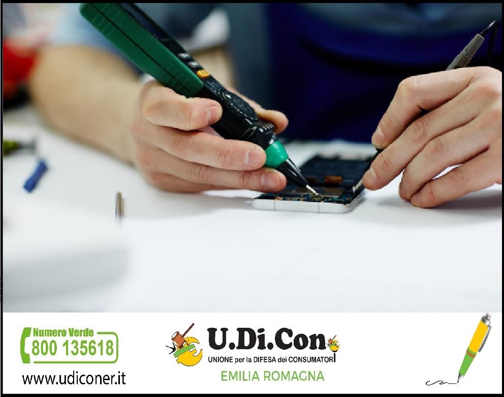 Diritto alla riparabilità: uno strumento utile e spesso sconosciuto ai consumatori.