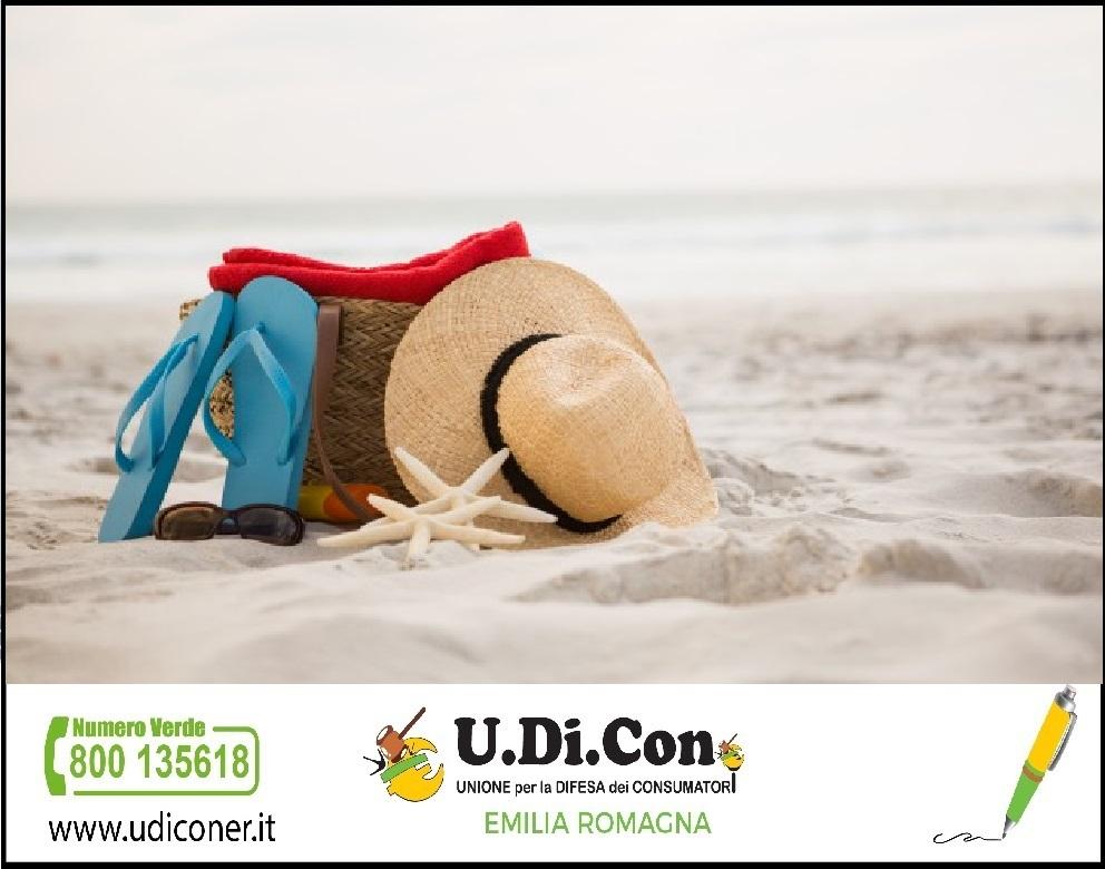 Il rischio per i consumatori per le vacanze estive, i timori dell'U.Di.Con.